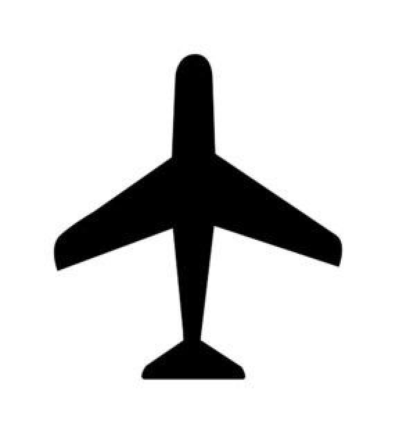 aircraft-symbol_318-10383